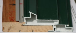 Window channel with